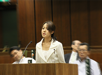 鈴木ひろみの区議会議員時代